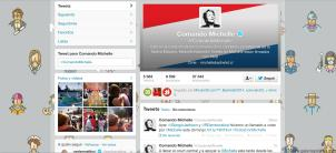 Twitter Michelle Bachelet