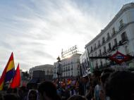 Manifestación por una España Republicana
