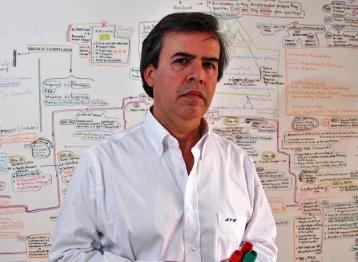 Alex Vernot, posible candidato a la Alcaldía de Bogotá
