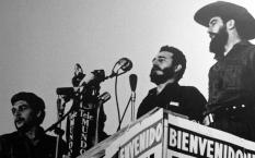 Che Guevara, Camilo Cienfuegos y Fidel Castro Foto: Cuba Debate