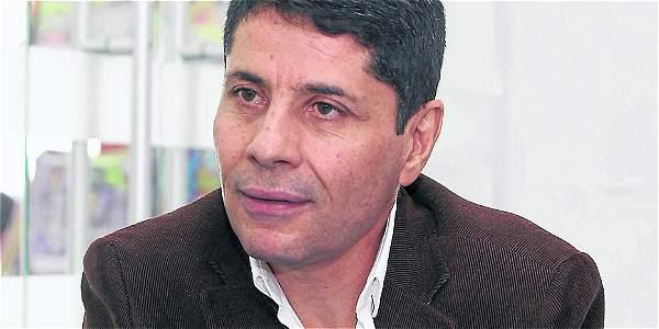 Héctor Hoyos, candidato a la Alcaldía de Medellín por el Polo Democrático Alternativo.