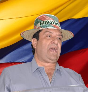 Juan Francisco Gómez Cerchar, ex gobernador de La Guajira, infundía miedo en la región. Foto: Las2Orillas