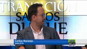 Carlos Naranjo, estratega político.