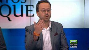 Carlos Naranjo, analista político.