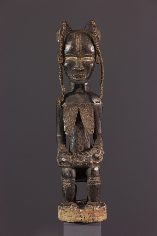 Maternit Dan L 12137 - Statues Africaines Art Africain