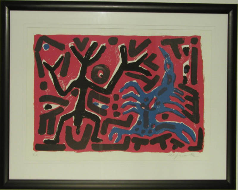 AR Penck  AR Penck Kunstwerke Bonn  GalerieFirla