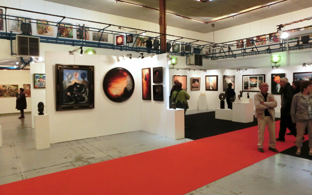 Galerie Kalina  Lunville 2015
