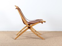 Pair of armchairs X chair - Galerie Mbler