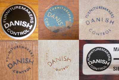 mobilier vintage scandinave