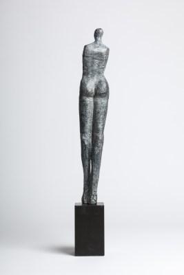 Bronzen figuur-5
