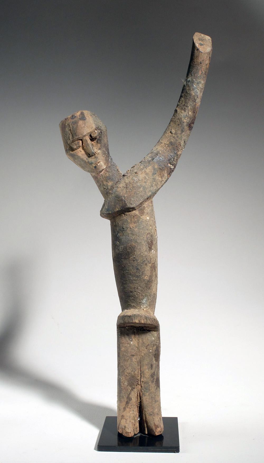 statue lobi burkina faso