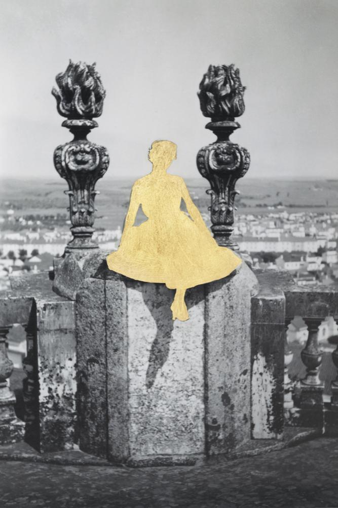 """""""La statue, 2018"""" - Ed. 5/5"""
