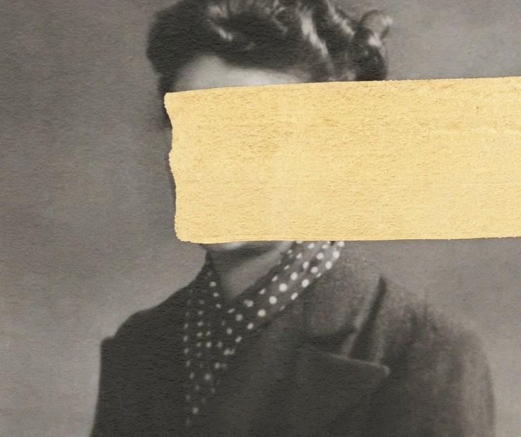 Photo identité femme, 2018 - 11 x 15 cm - Sold out