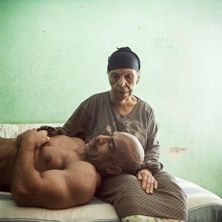 Aid et sa mère, 2013