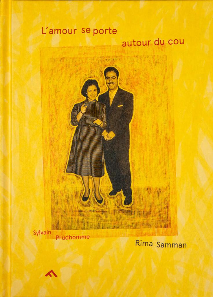 Couverture du Livre Rima Samman aux Editions Filigranes