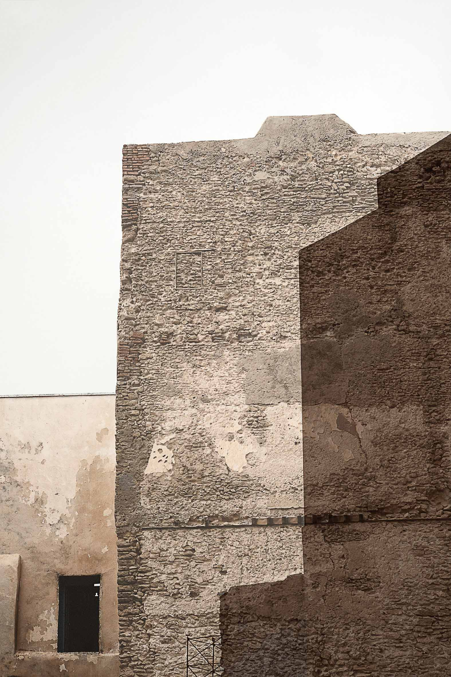 Fragment Mur 4, Essaouira