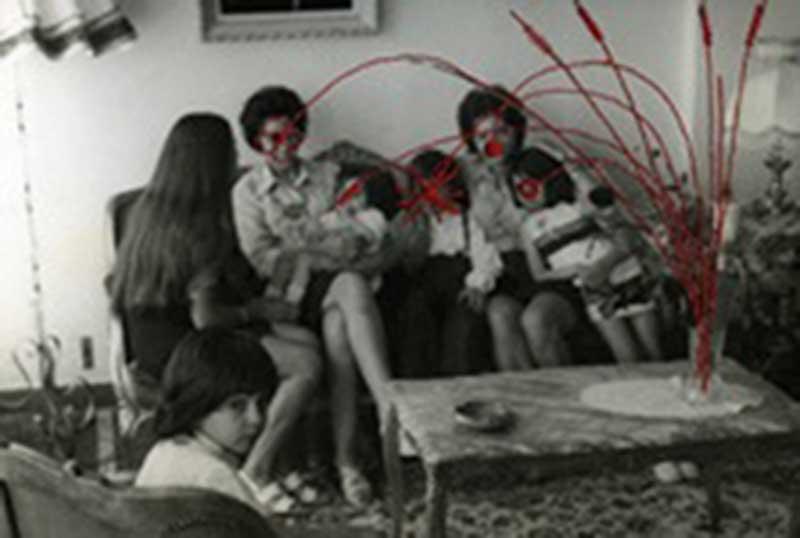 """""""Le bouquet de fleurs - L'enfance marocaine"""""""