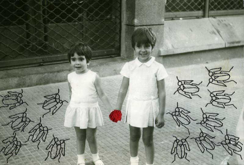 """""""Les cafards - L'enfance marocaine"""""""