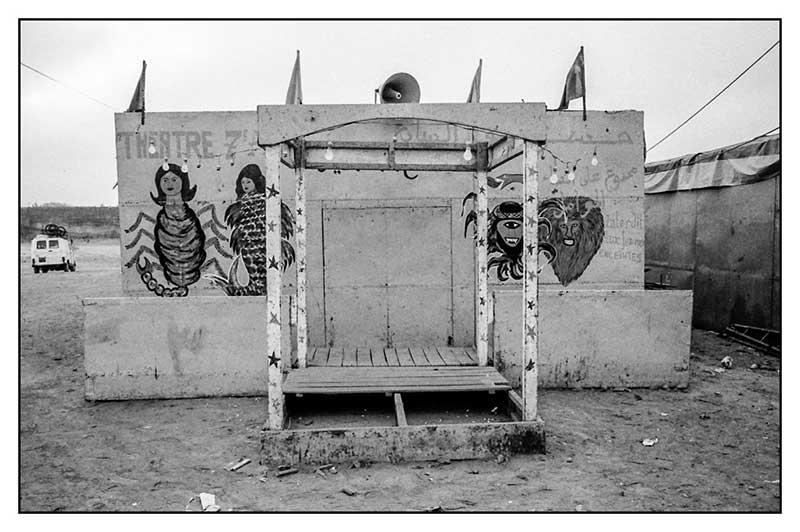 Meknès, Septembre 1992
