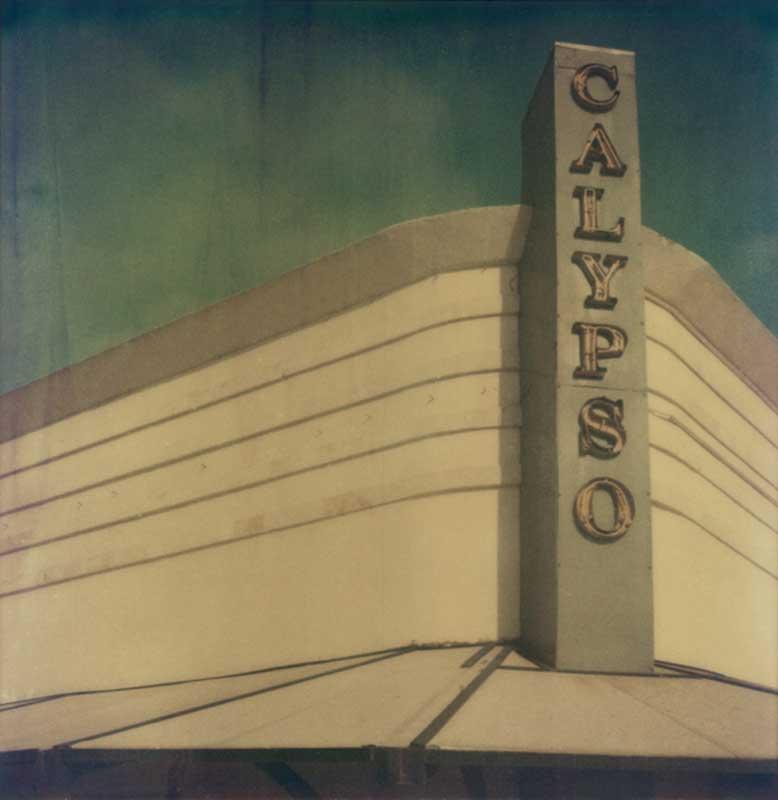 Casablanca #02, 2010 / Aïn Diab. Le Bar Calypso