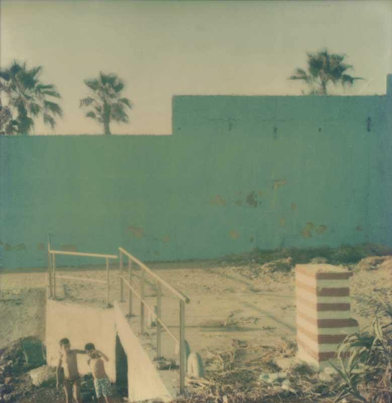 Casablanca #06, 2010 / Aïn Diab. La plage