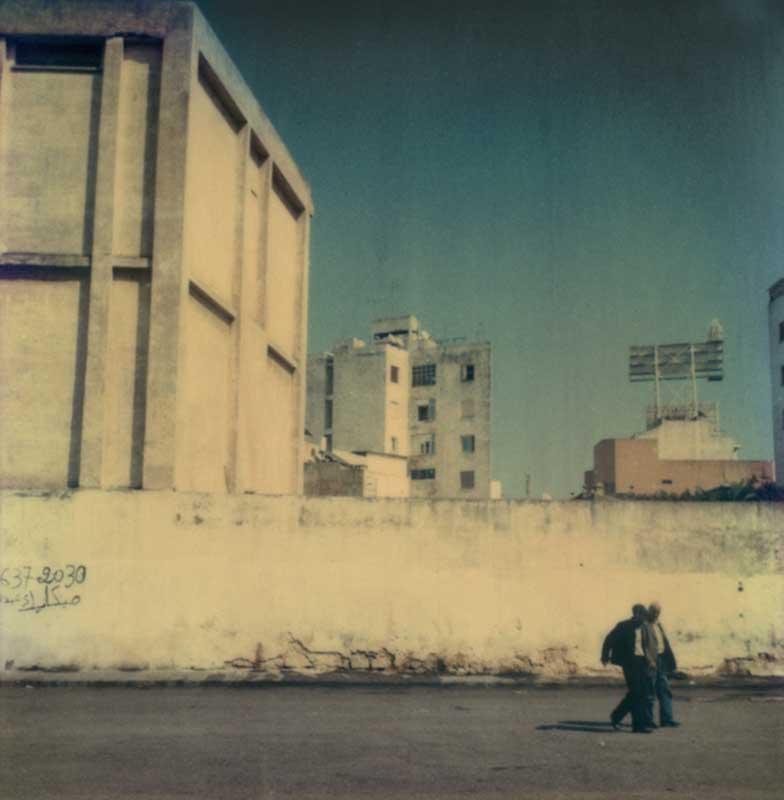 Casablanca #14, 2010 / Centre ville. Boulevard de Paris