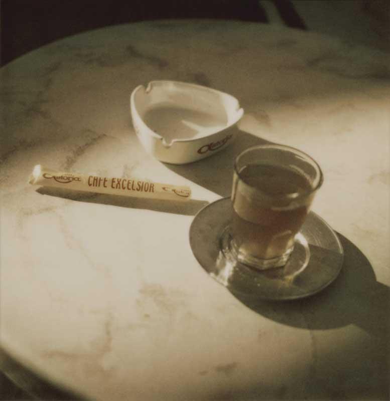 Casablanca #18, 2010 / Café Excelsior