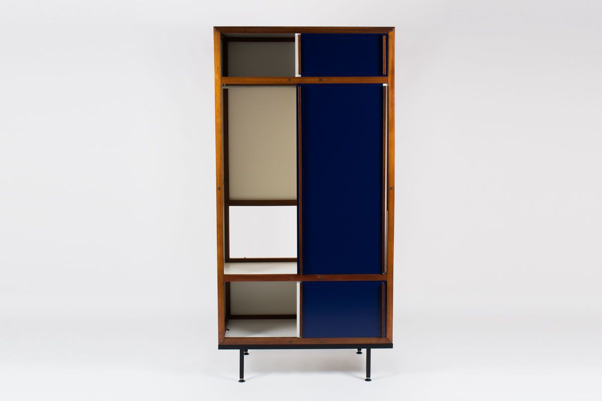 andre sornay mahogany wardrobe the