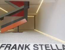 White Space – 2014 Spring – Frank STELLA