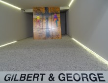 White Space – 2016 Fall – GILBERT & GEORGE