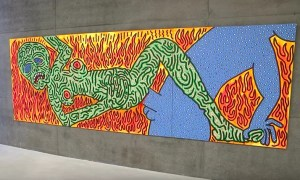 Adrian David about Keith Haring
