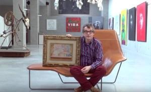 Adrian David about James Ensor