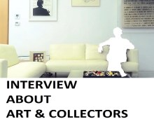 An interview with ADRIAN DAVID, a passionate art collector