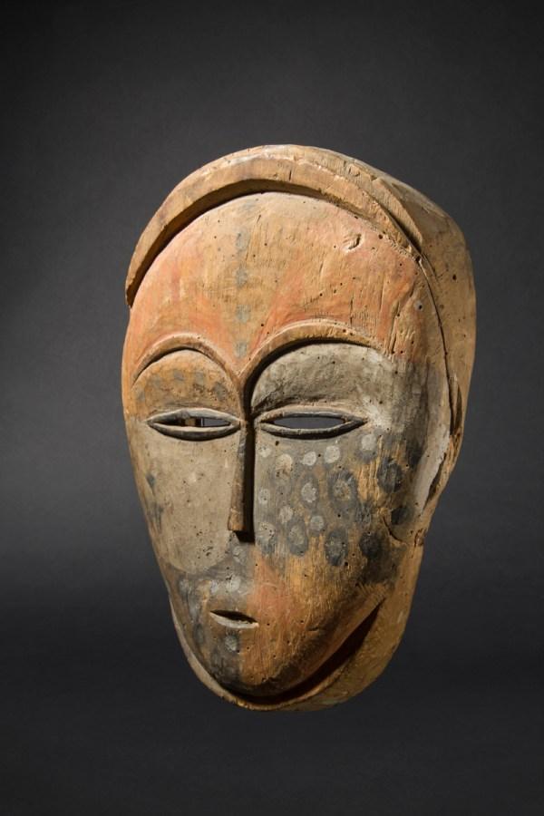 Fang Mask Galerie Flak