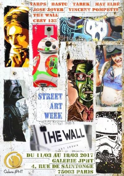the wall street art