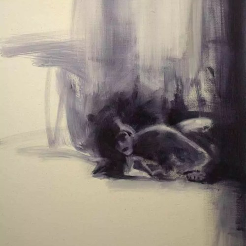 Effroi - Thierry Chavenon No Man's Land - galerie JPHT