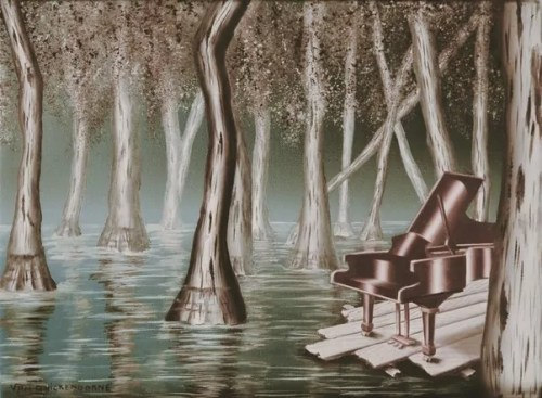 Van Quickenborne - In the Bayou - Galerie JPHT