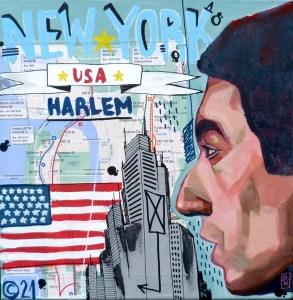 USA Harlem - Tarek et Olivier Nestelhut - Gainsbourg