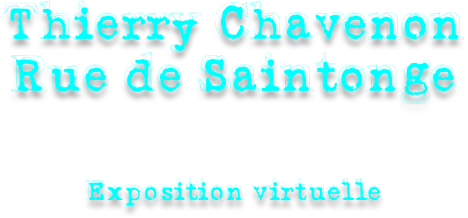Rue Saintonge Thierry Chavenon