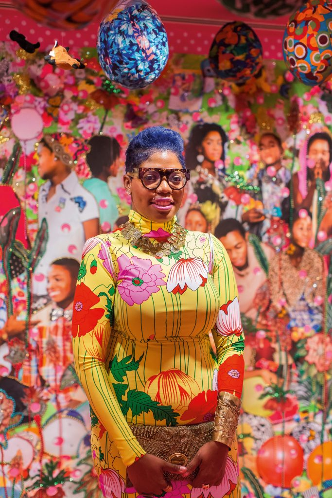 New York Fall Wallpaper Artist Ebony G Patterson Pushes Boundaries Galerie