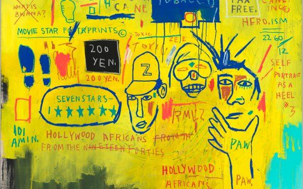 Basquiat Graffiti Artist Art-world
