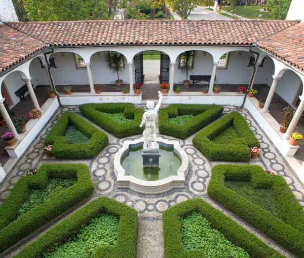 8 Of Beautiful Museum Courtyards In U. - Galerie