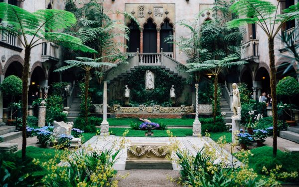 8 Of Beautiful Museum Courtyards In U