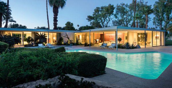 Steven Harris Restores Midcentury Palm Springs Retreat