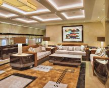 Tour Ultra-luxurious Boeing 747 Crafted Alberto