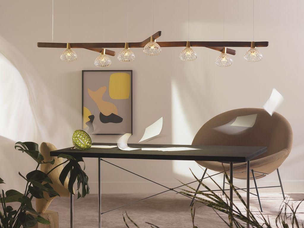 7 sculptural lighting options that