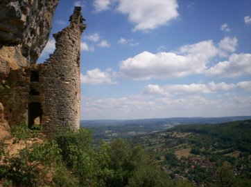 Château des Anglais, Autoire.