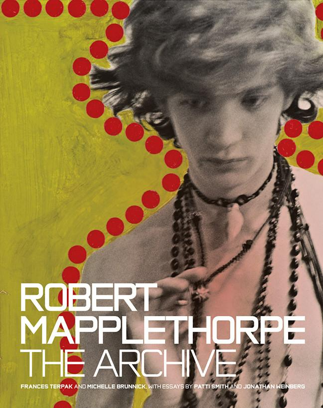 Cover Publication, Robert Mapplethorpe The Archive, Getty Museum