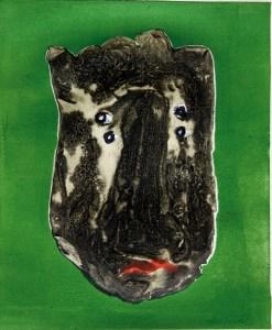Hervé  DIROSA, Gravure , 5/16, 32,5 cm x 25 cm