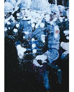 Soldiers 2, 2009. Techniques mixtes, 92 x 65 cm.
